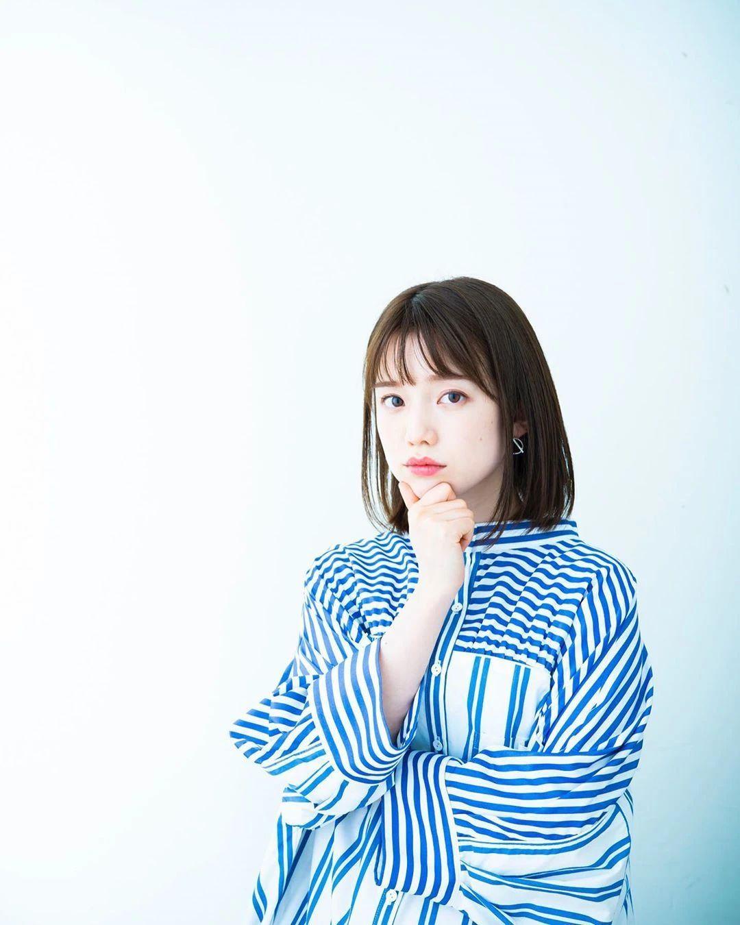 永远一张娃娃脸的棉花糖女孩弘中绫香写真作品 (38)