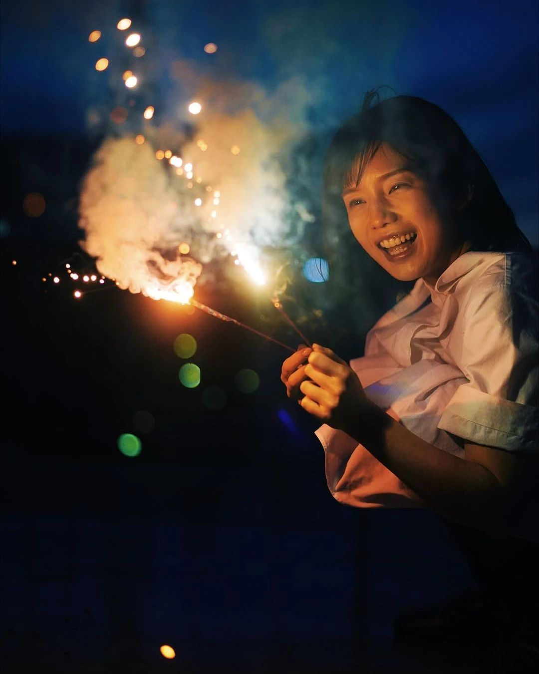 永远一张娃娃脸的棉花糖女孩弘中绫香写真作品 (82)