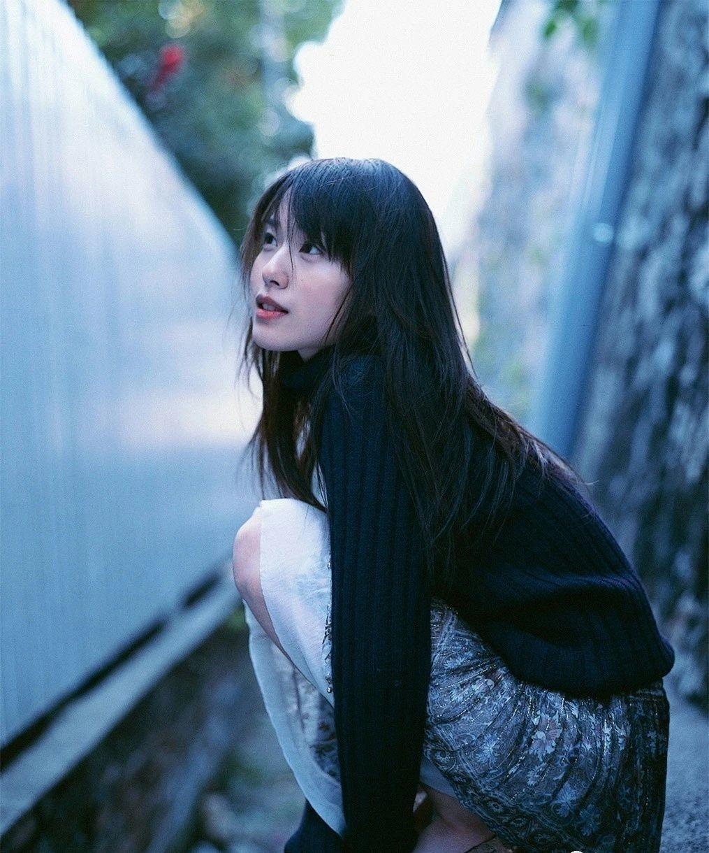 美的不可方物少女时代的户田惠梨香写真作品 (46)