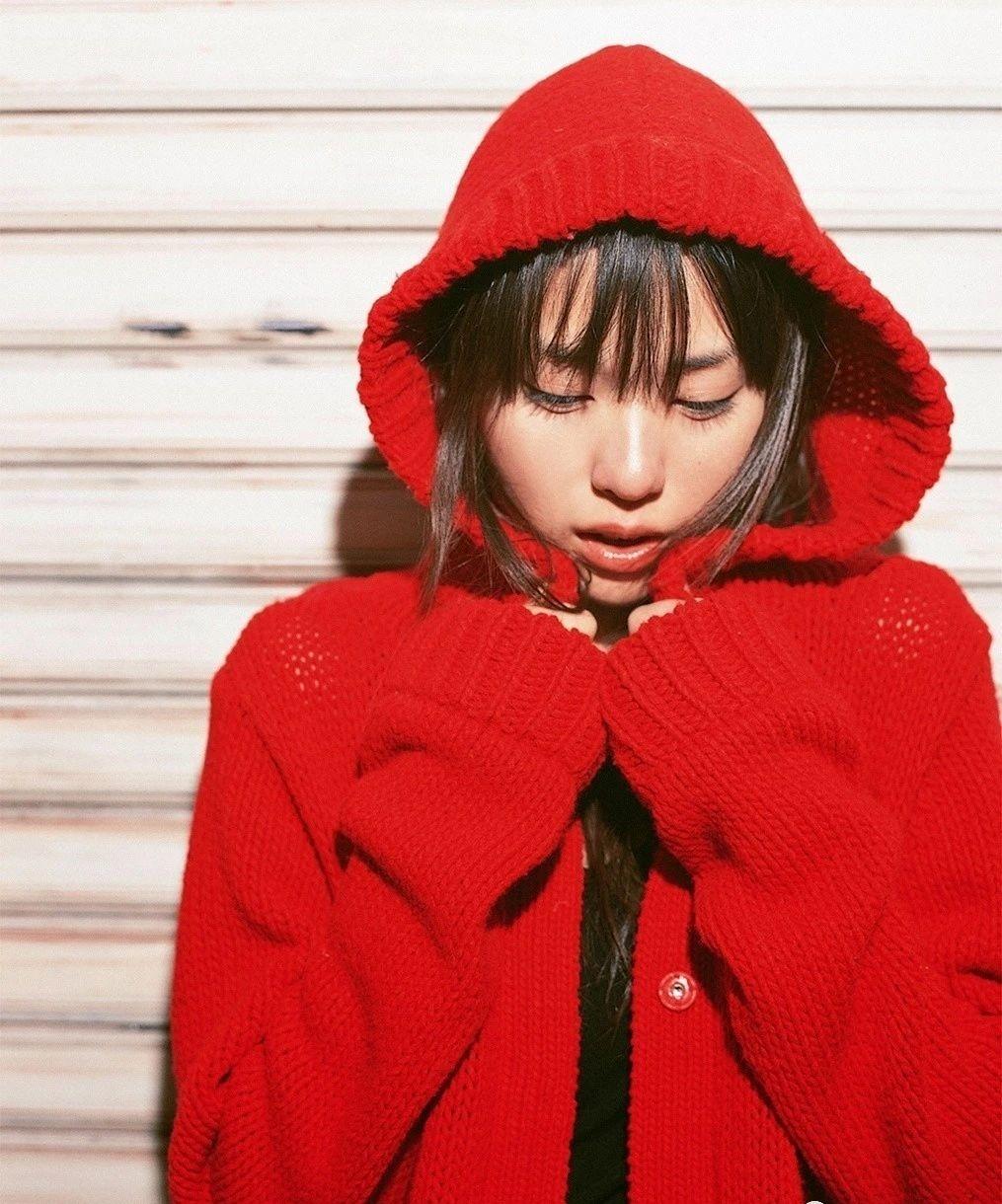 美的不可方物少女时代的户田惠梨香写真作品 (4)