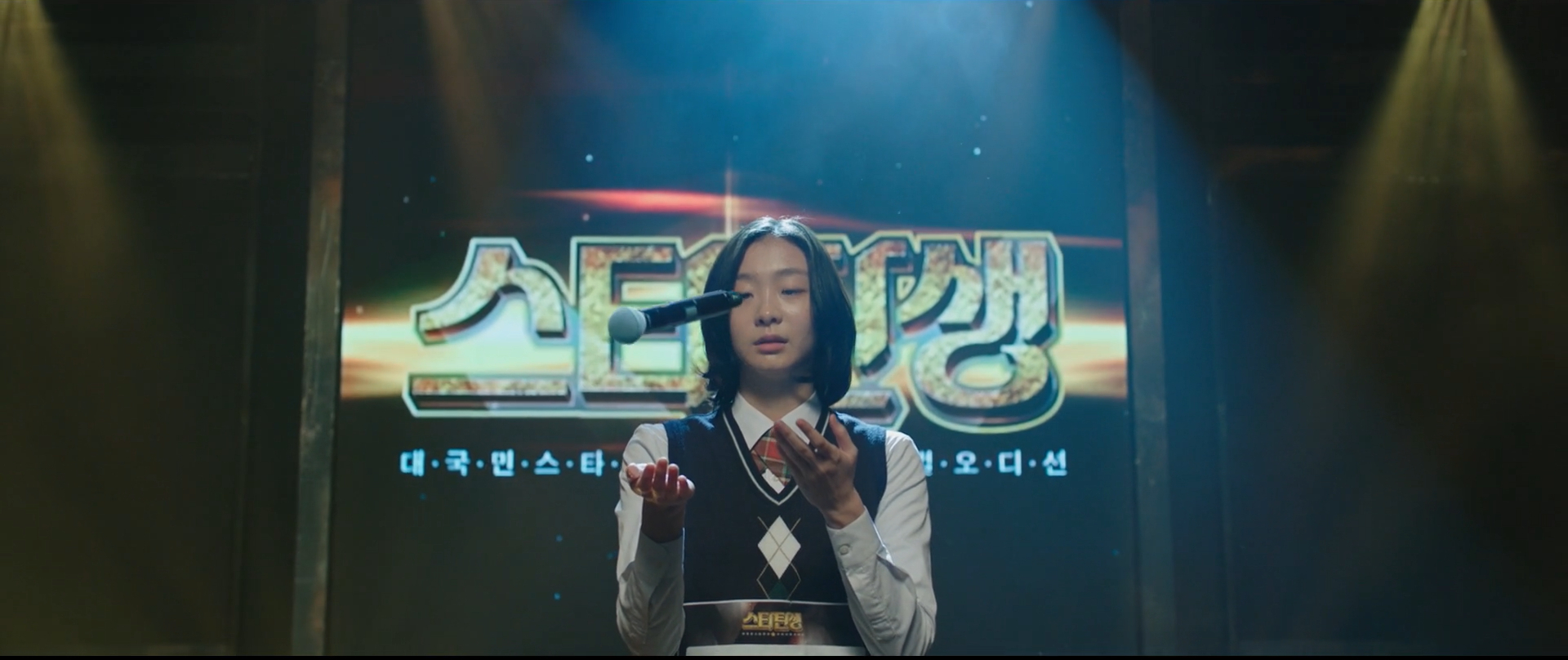 韩国动作悬疑电影《魔女》变异人不断反转剧情就为找自己的生父母 (11)