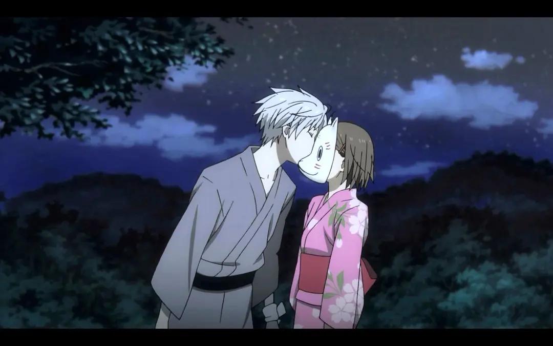 日本爱情动画《萤火之森》如果当一段爱情来临但是又注定它会消失,那你还会决定去爱吗? (9)
