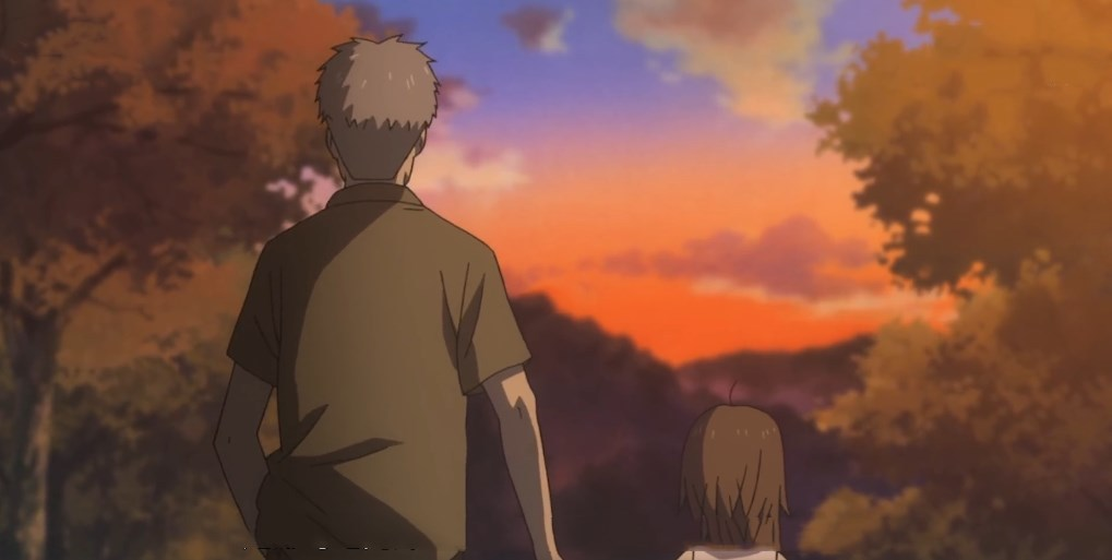 日本爱情动画《萤火之森》如果当一段爱情来临但是又注定它会消失,那你还会决定去爱吗? (14)