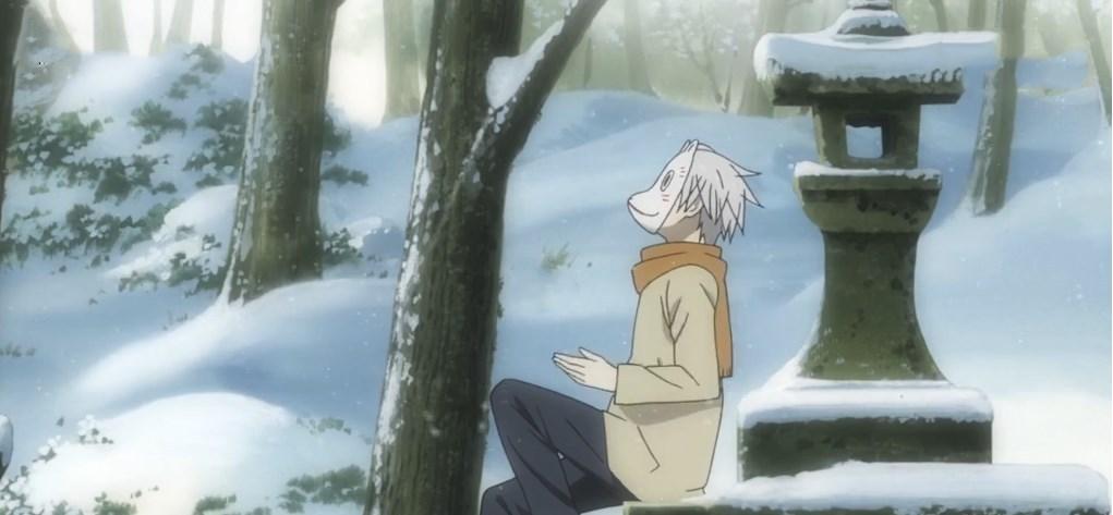 日本爱情动画《萤火之森》如果当一段爱情来临但是又注定它会消失,那你还会决定去爱吗? (23)