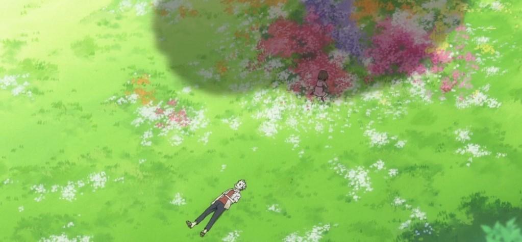 日本爱情动画《萤火之森》如果当一段爱情来临但是又注定它会消失,那你还会决定去爱吗? (4)