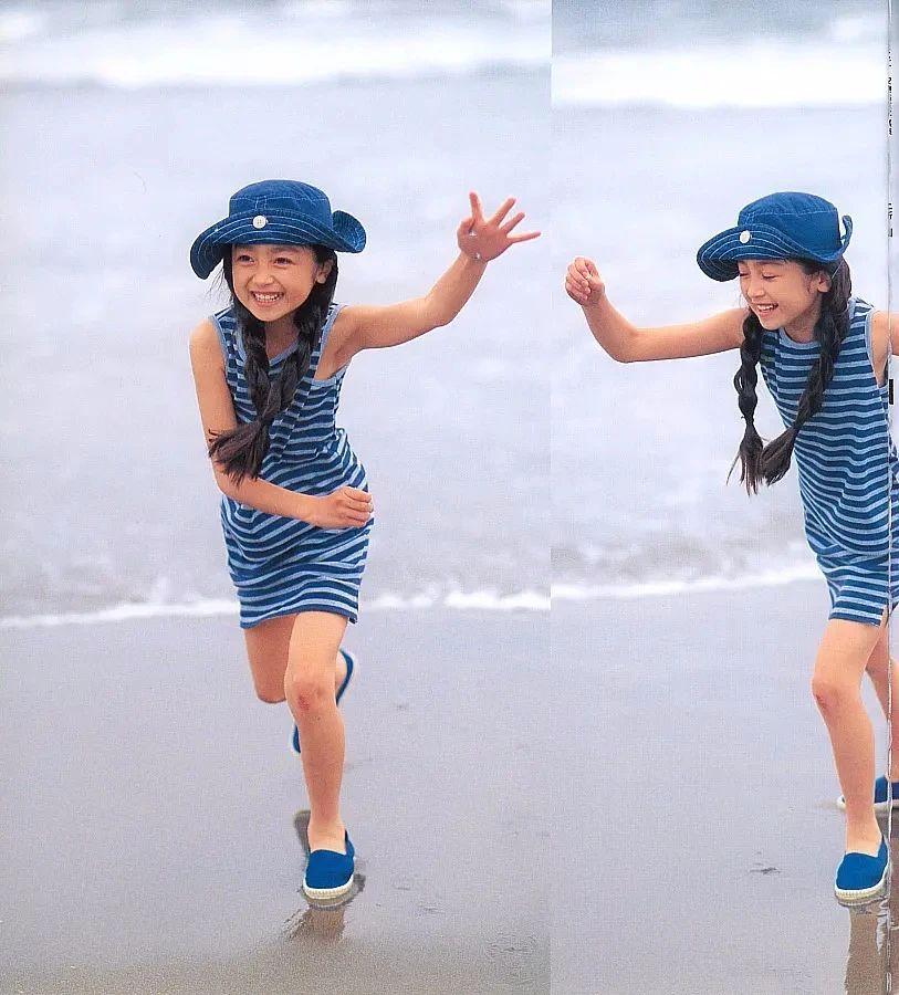 奇迹童颜女演员安达佑实写真作品 (26)