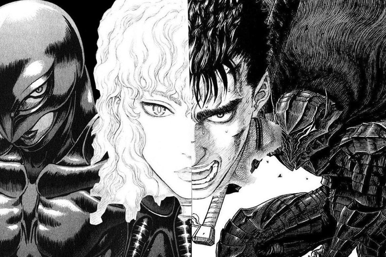 漫画《烙印勇士》大剑黑战士永无止境的复仇剧 (3)