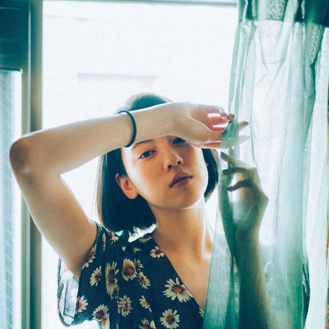 纯欲系代表麒麟少女阿部纯子写真作品 (17)