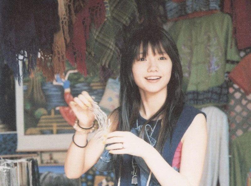 纯真脱俗的森系女神宫崎葵写真作品 (33)