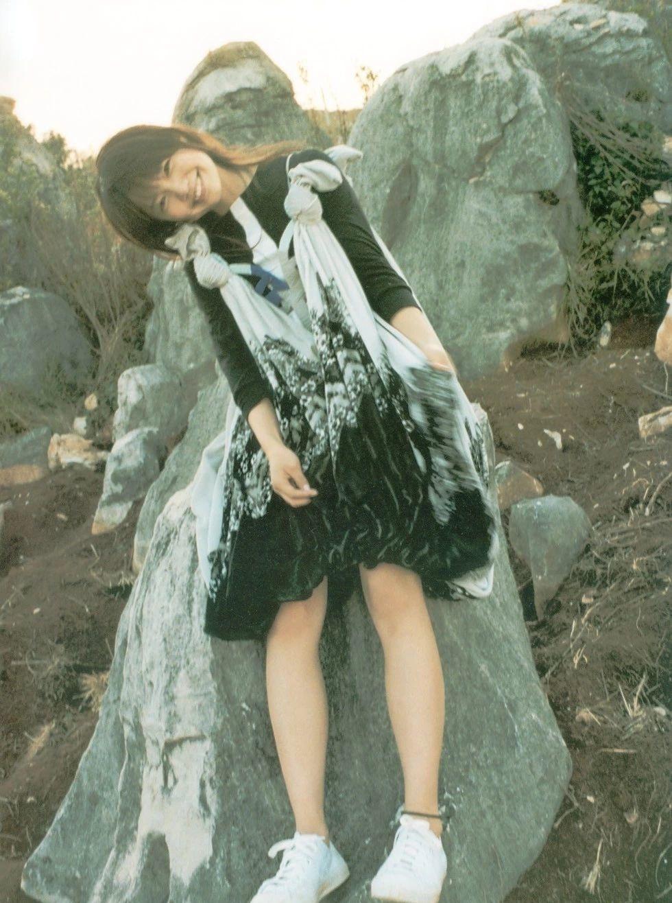 纯真脱俗的森系女神宫崎葵写真作品 (68)