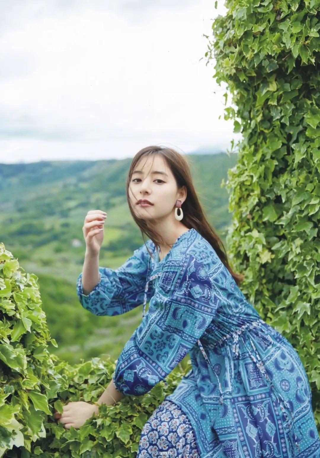不折不扣的邻家系女神新木优子写真作品 (34)