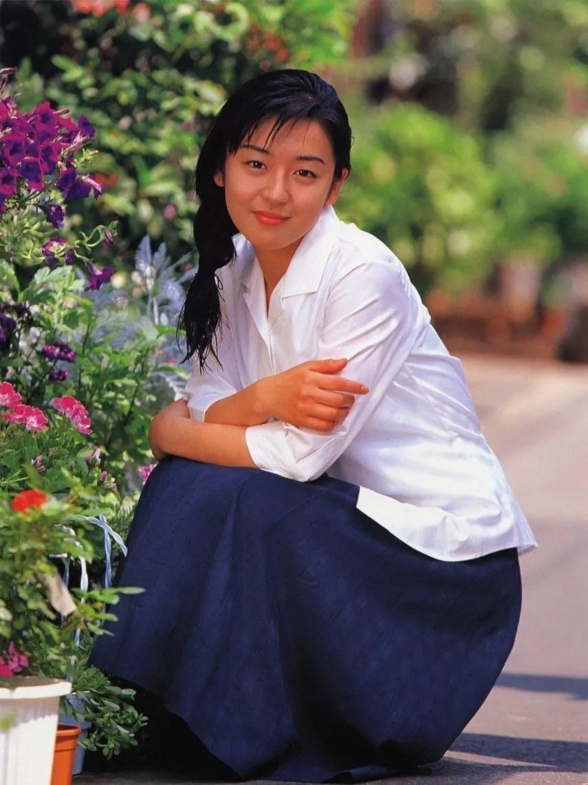 清纯玉女17岁情书中的酒井美纪写真作品 (43)