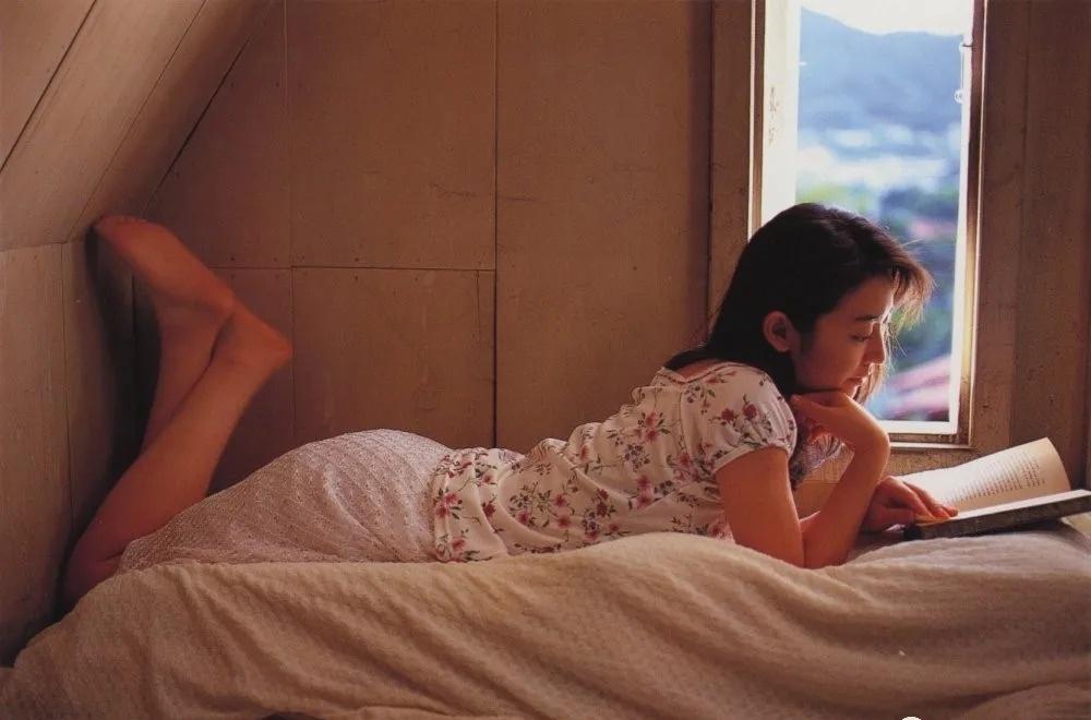 清纯玉女17岁情书中的酒井美纪写真作品 (80)