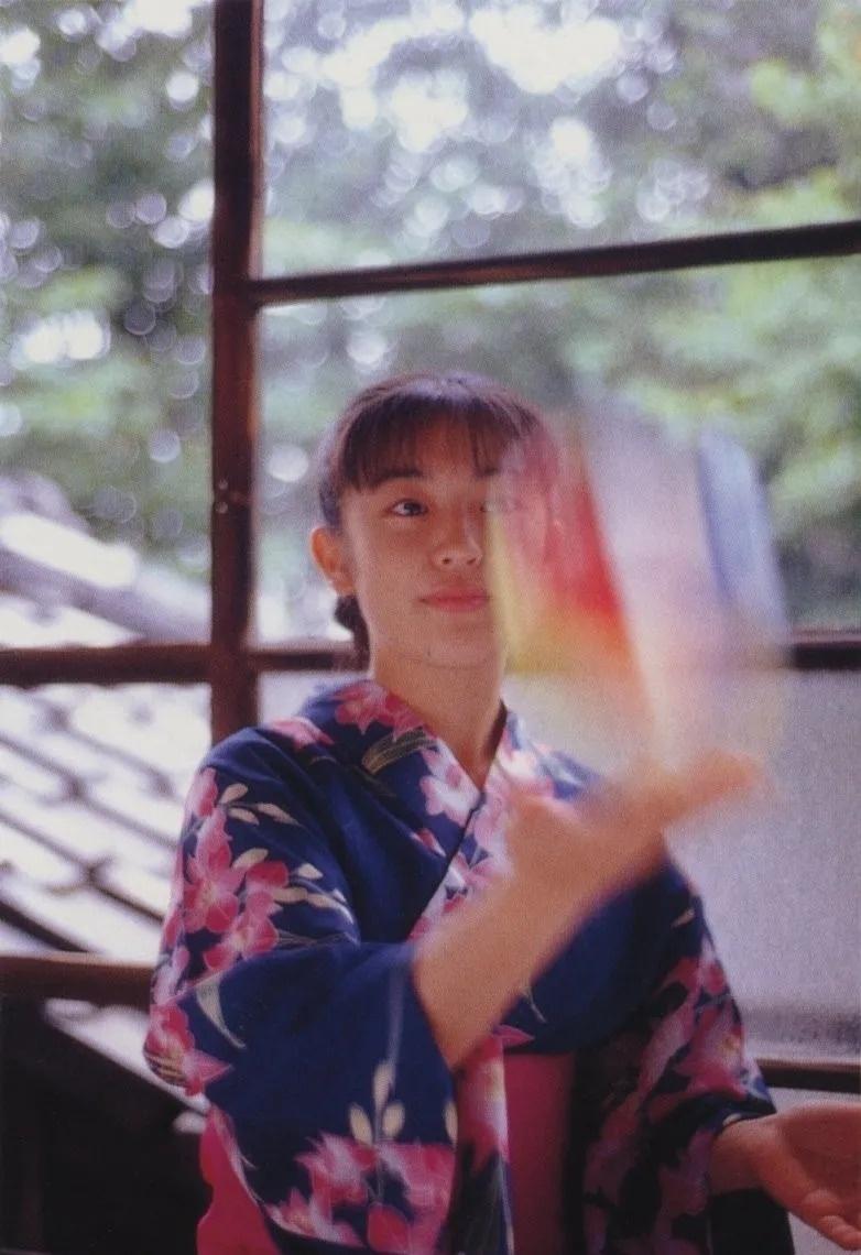 清纯玉女17岁情书中的酒井美纪写真作品 (138)