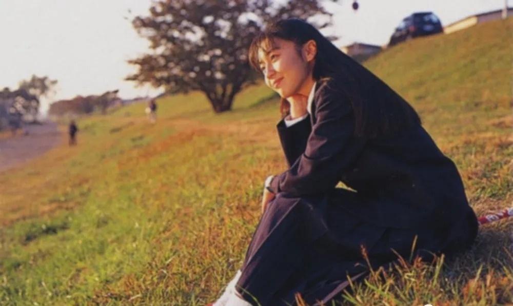 清纯玉女17岁情书中的酒井美纪写真作品 (2)