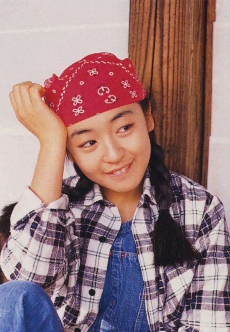 清纯玉女17岁情书中的酒井美纪写真作品 (7)