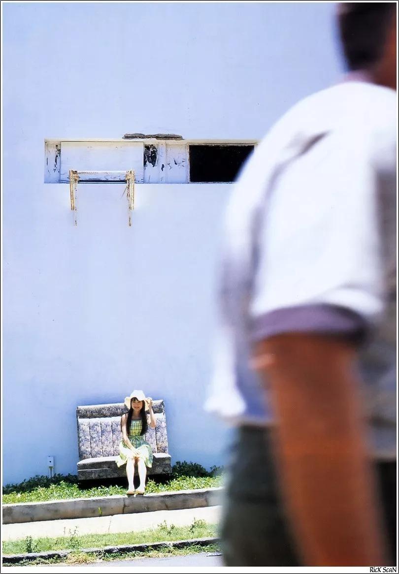 形象纯过蒸馏水的黑川智花《少女觉醒》的写真作品 (62)