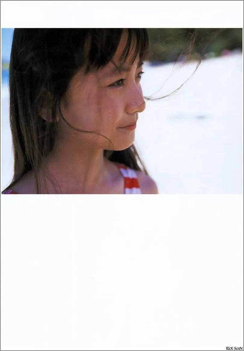 形象纯过蒸馏水的黑川智花《少女觉醒》的写真作品 (71)