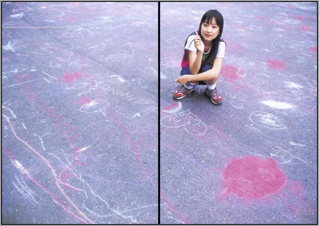 形象纯过蒸馏水的黑川智花《少女觉醒》的写真作品 (8)