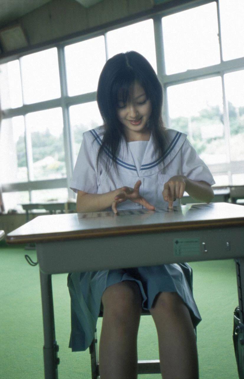 日本早安少女组中唯一奇迹女子久住小春写真作品 (5)