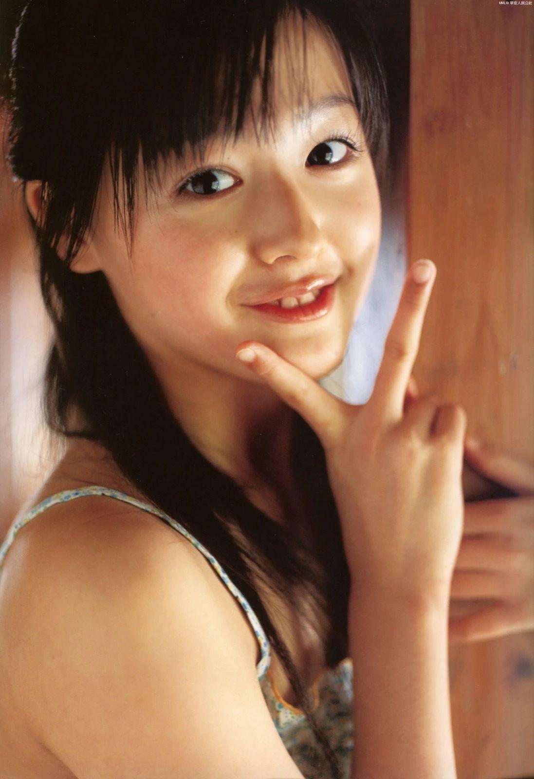 日本早安少女组中唯一奇迹女子久住小春写真作品 (98)