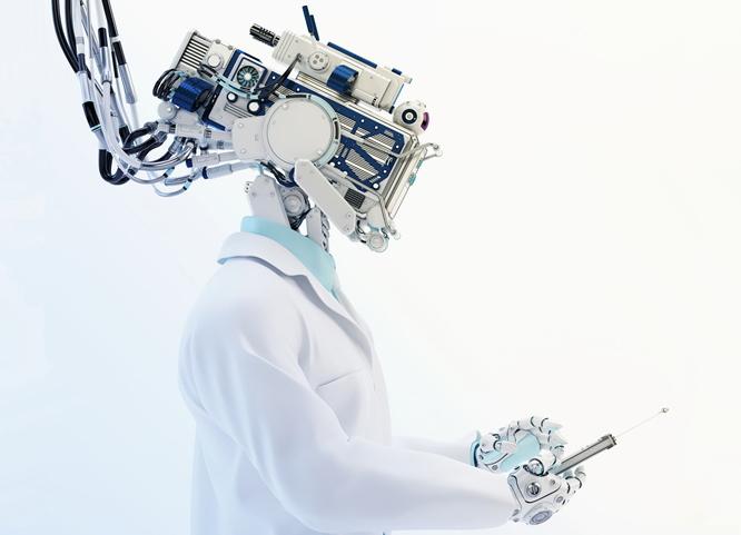 拿着手术刀的AI医生会看病吗?插图