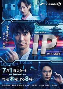 IP~网络搜查班的海报