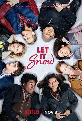 冬季浪漫故事的海报