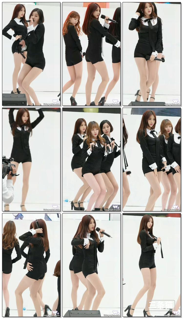 [2015年] 韩国女团Nine Muses(9muses) 饭拍视频29部合辑[1.85G]