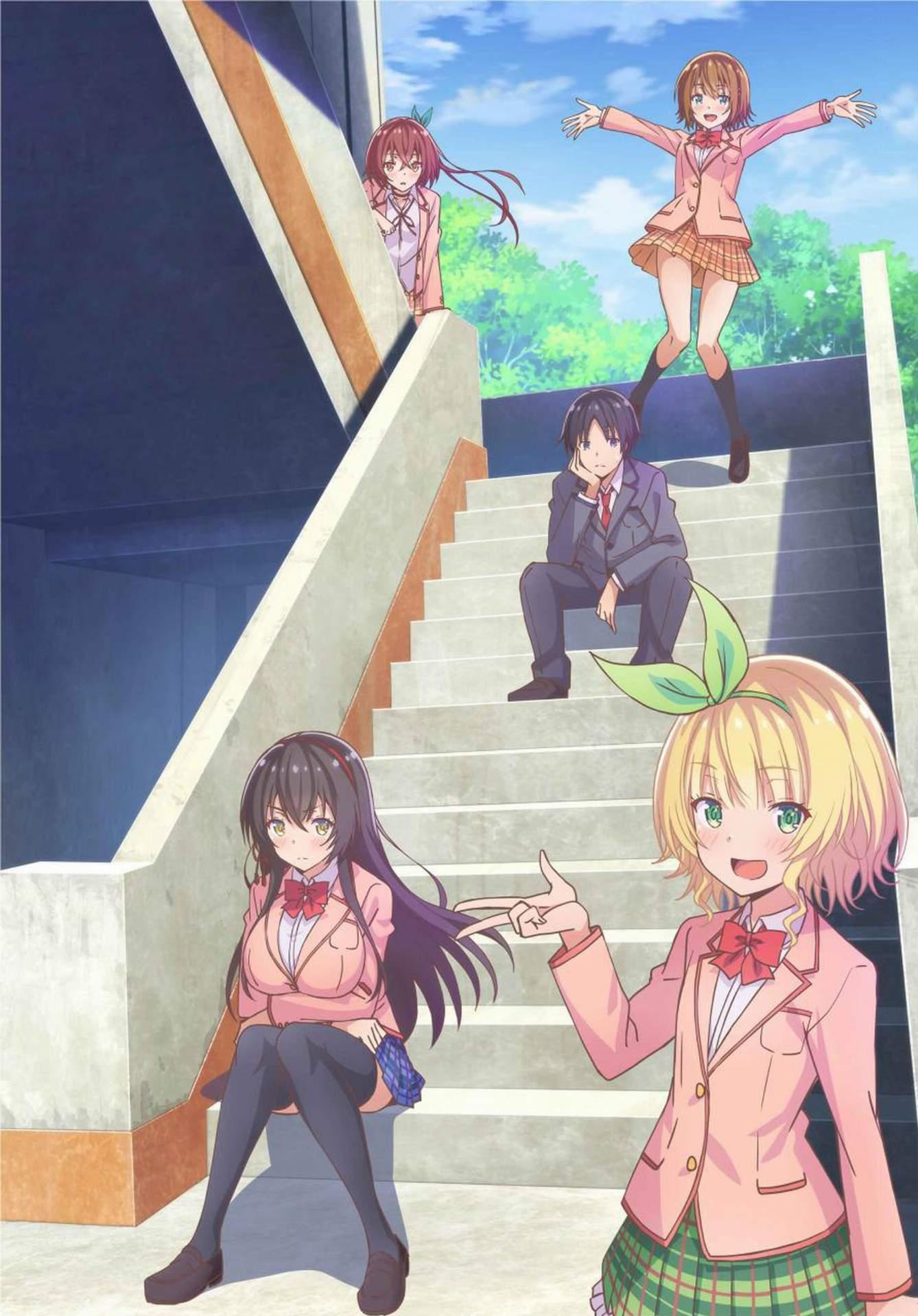 【动漫下载】《只要长得可爱,即使是变态你也喜欢吗?》-Anime漫趣社