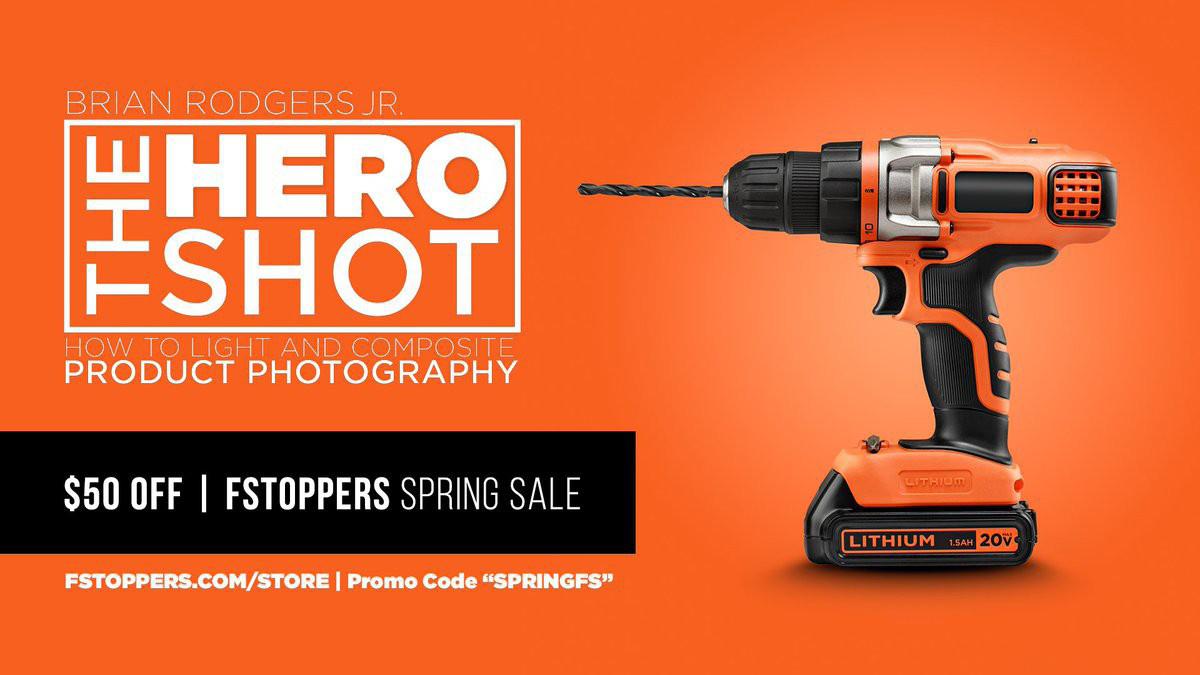 摄影教程_Fstoppers-摄影师Brian RodgersJr高端产品摄影及后期教程-中英字幕 摄影教程 _预览图2