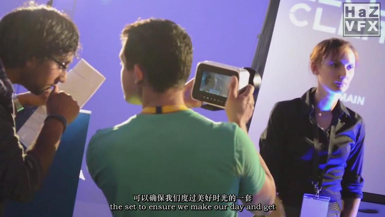 摄影教程_Hasraf_HaZ Dulull 的科幻电影摄制教程-中英字幕 摄影教程 _预览图2