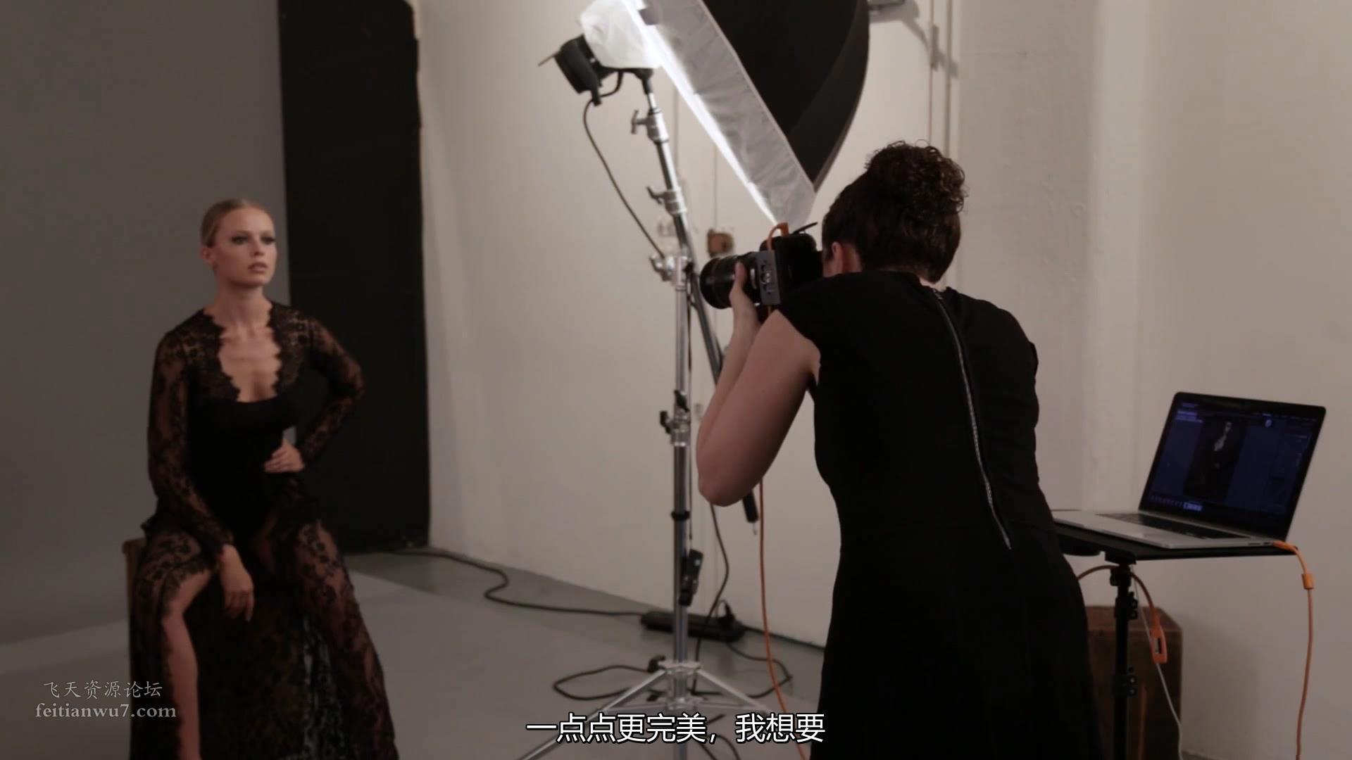 摄影教程_Lindsay Adler为期10周的工作室棚拍布光大师班教程-中文字幕 摄影教程 _预览图28