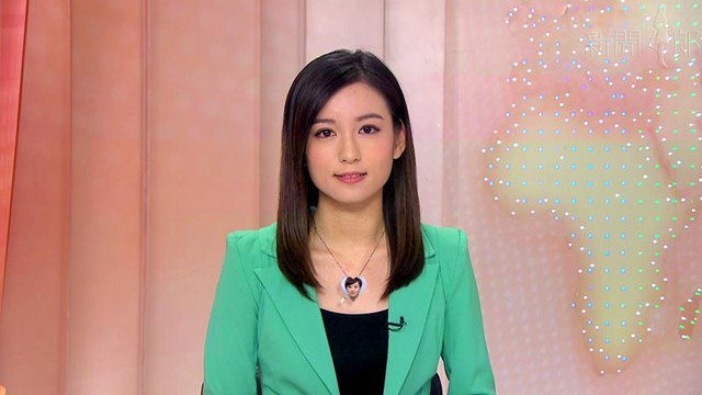 TVB新闻女主播大盘点,这5位美女女播你最喜欢哪个呢?插图11
