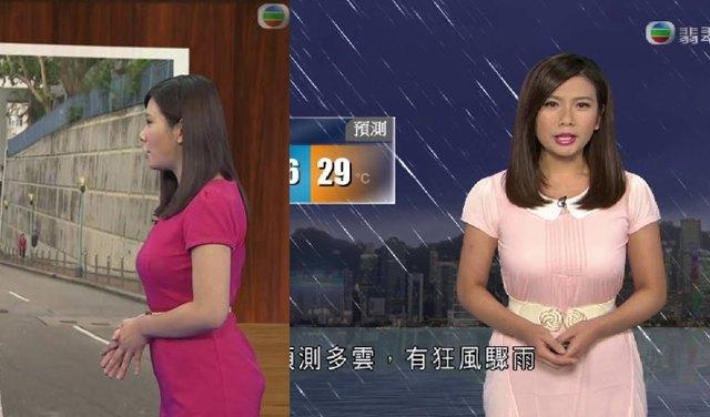 TVB新闻女主播大盘点,这5位美女女播你最喜欢哪个呢?插图14