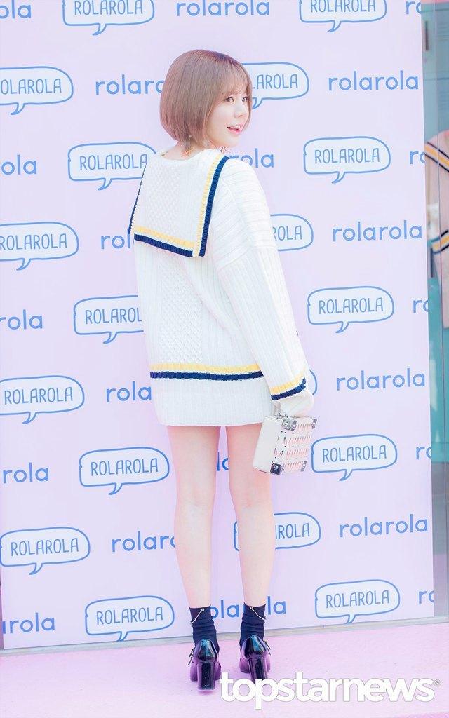 韩国女团都是大长腿?其实这些女团成员身高都没超过160插图2