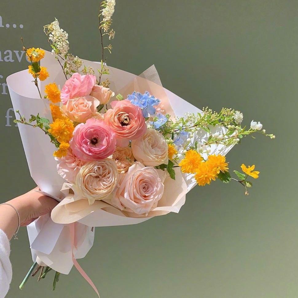 一束花带来一天好心情 第3张