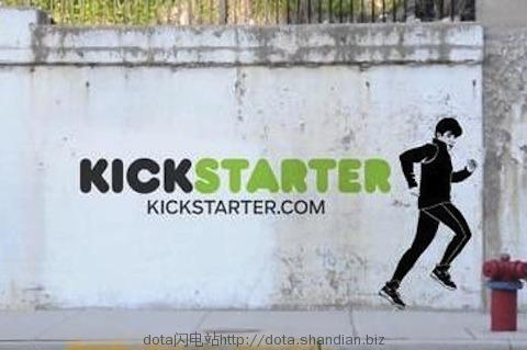 Kickstarter网站