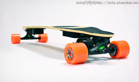 Boosted Boards电动滑板