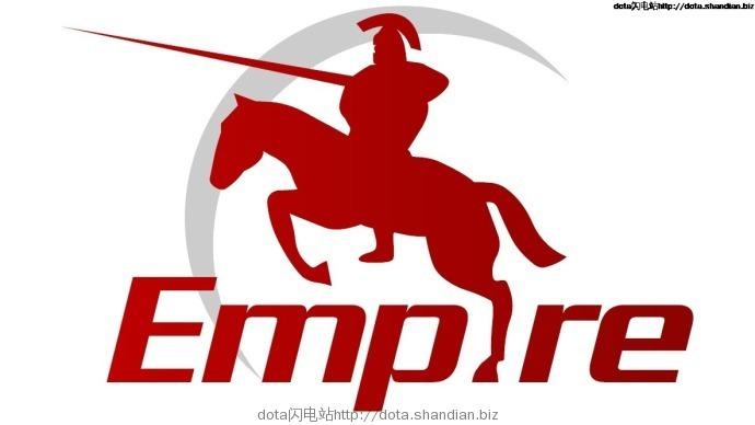 Empire帝国战队logo