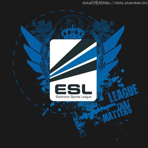 ESL logo