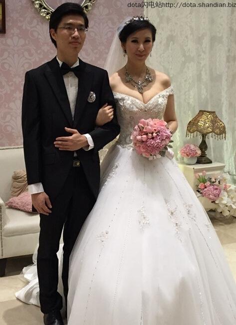 丝丝和老公