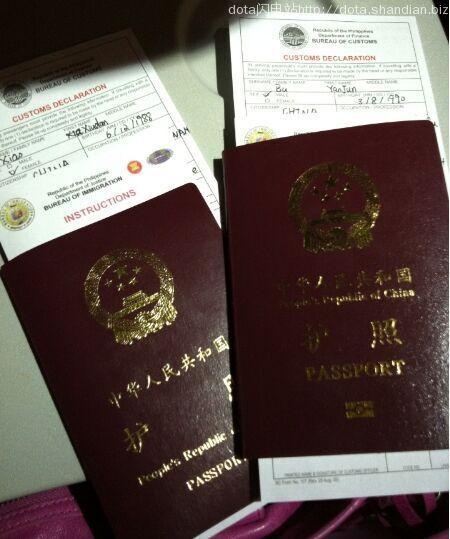 Pis师母护照