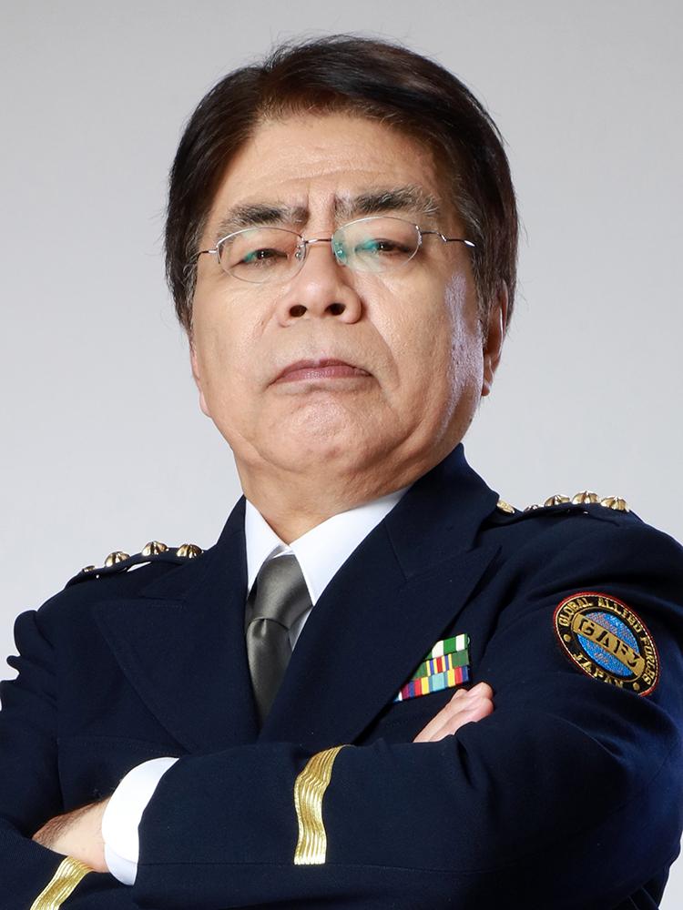 栗山长官(64岁)