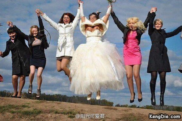 穿婚纱拍照要谨慎