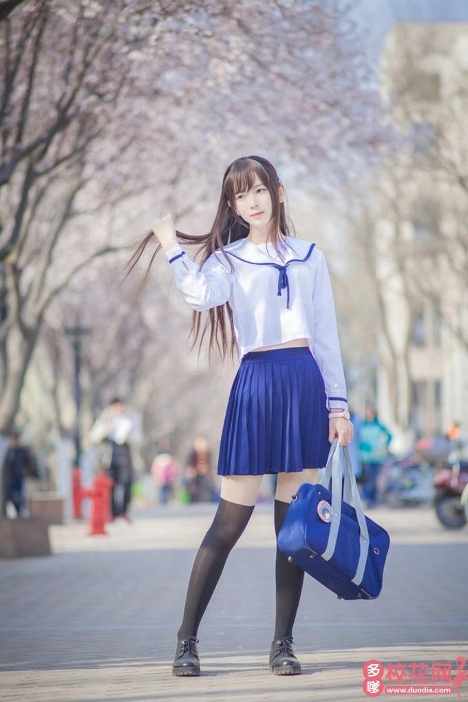 长江大学文理学院校花谷昱臻