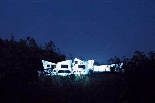 【建筑】Guayasamin 博物馆住宅[6P]