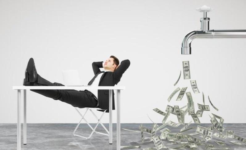 被动的收入 (1)