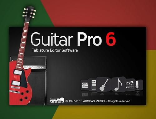 软件分享  【Guitar Pro 6.0.7 中文版】下载地址+安装教程