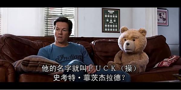 电影  [1080P]【喜剧】泰迪熊2 Ted 2【中文字幕】(2015)